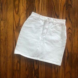 90's Jordache Denim Skirt